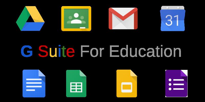 Resultado de imagen de gsuite for education